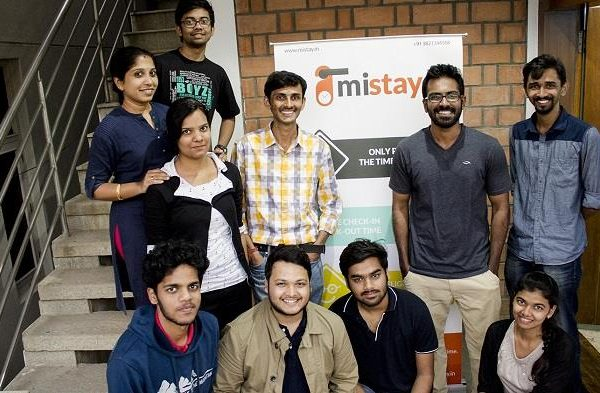 mistay seed funding