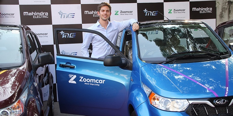 Zoomcar features on YourStory.<br/>&nbsp;