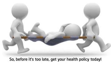 Save tax on Health Care