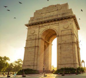indias gate delhi