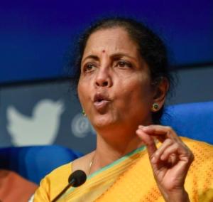 Nirmala Sitharaman Budget 2020