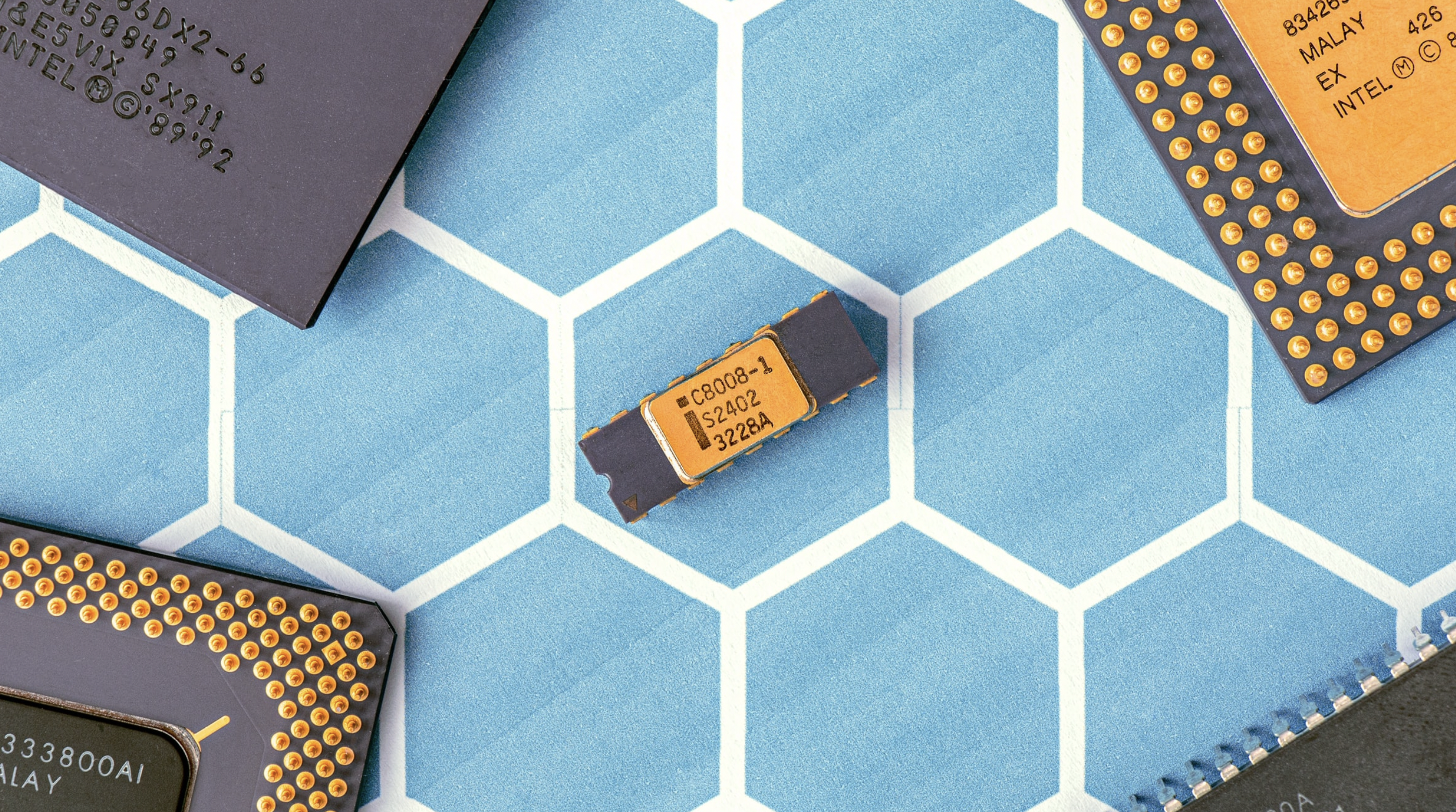 The Shortage of Semiconductors