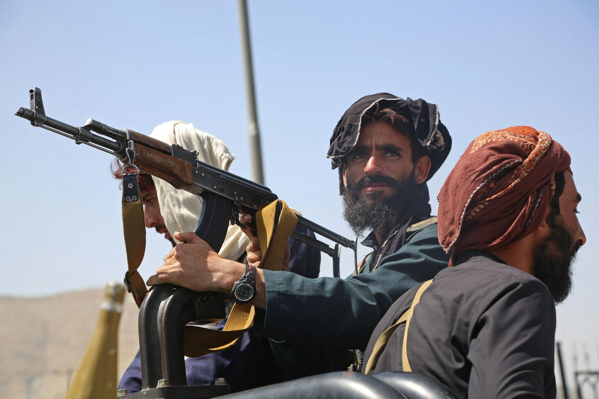 The Taliban Have Assumed Control Of Afghanistan, Now What?
